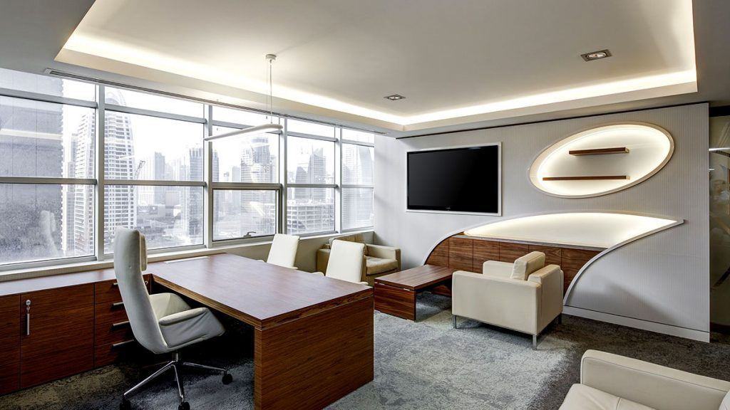 office interior design company in singapore
