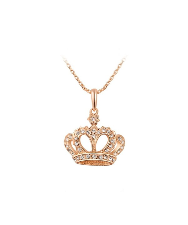 princess necklace gold