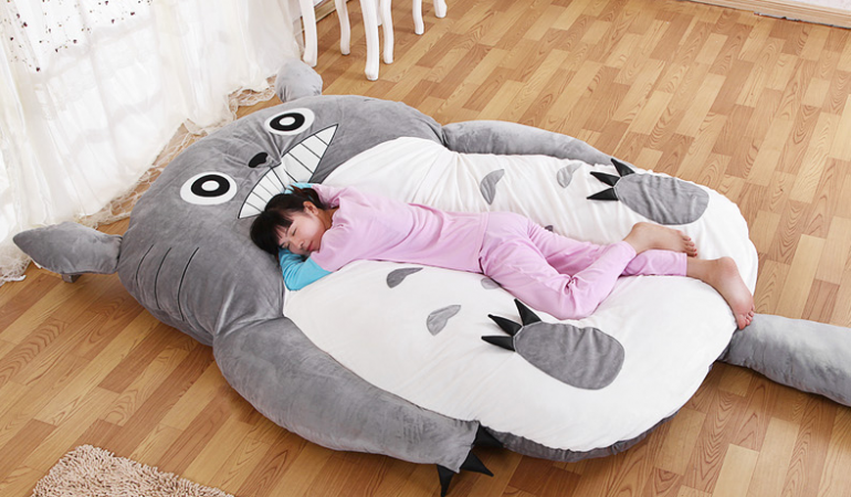 Give A Comfort Sleep For Your Little Ones With Totoro Beds Informative Articles Is Getting More Por